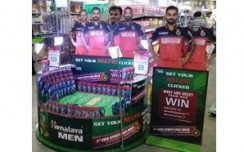 Himalaya brings the cricket fever in stores with their new face wash