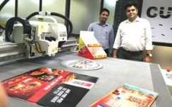 Trigon Digital gets India's first Esko Kongsberg V 24 cutting table