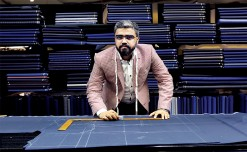 Bhasin Sons excels the made-to-measure offering