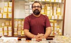 The Whistling Kettle launches Tea Room in South Kolkata