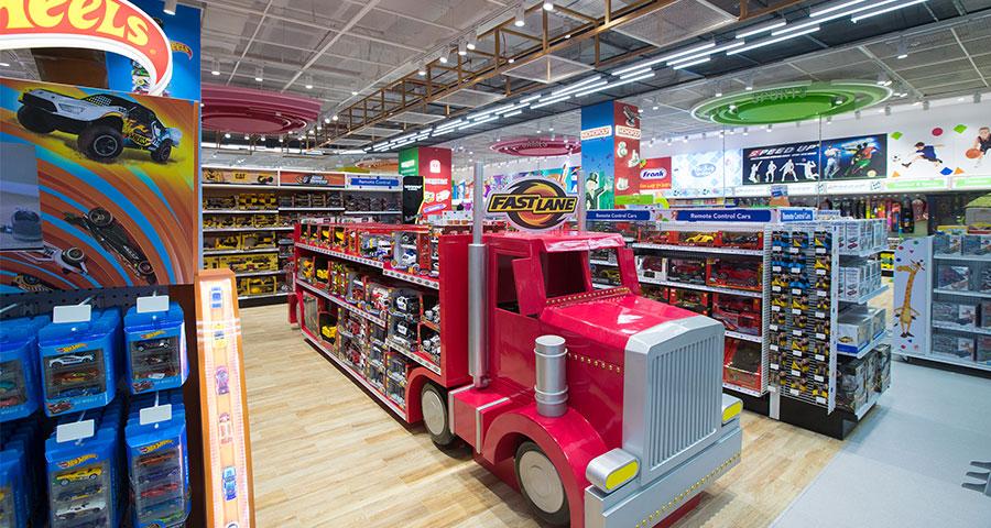 Toys R Us Makes Its Debut At Phoenix Market City Bangalore