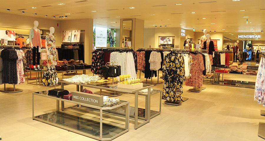 M&S opens its 59th store in India
