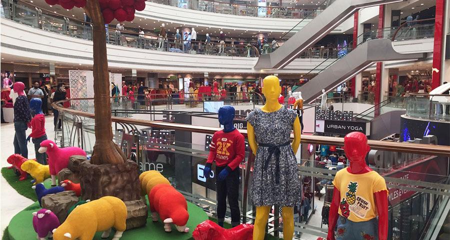 central future retail