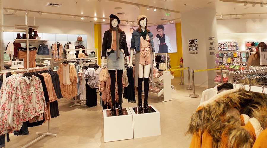 Forever 21 Enters Kolkata With Its 1st Store At Southcity Mall