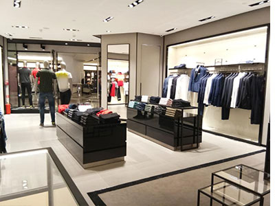 c748f6425 HUGO BOSS unveils new BOSS Store in Chennai