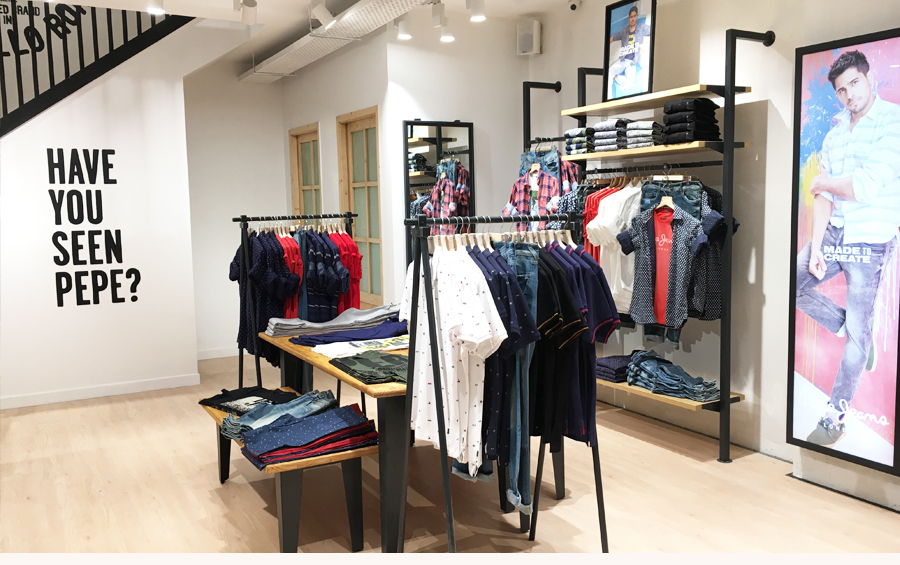 52460f324 Pepe Jeans London opens its 219th store in Hyderabad