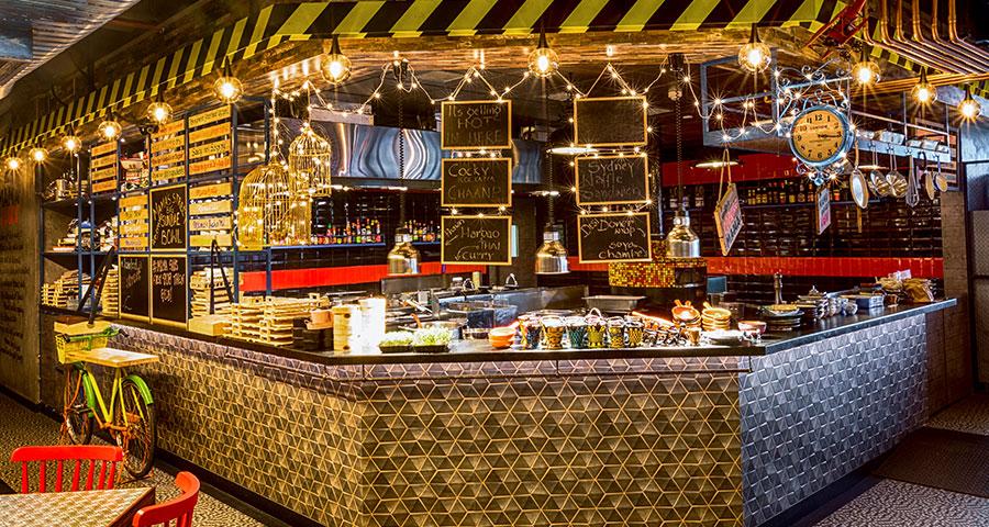 Street Mama: Global street food descends on Bangalore