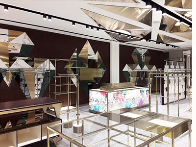 eddfada32 Ted Baker to bring distinctive store design for India