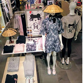 """e9d1e7f4 Nuno Rosa, Head of Visual Merchandising and e-commerce styling, Bestseller  India – Vero Moda, explained to Retail4Growth, """"For all selected stores, ..."""