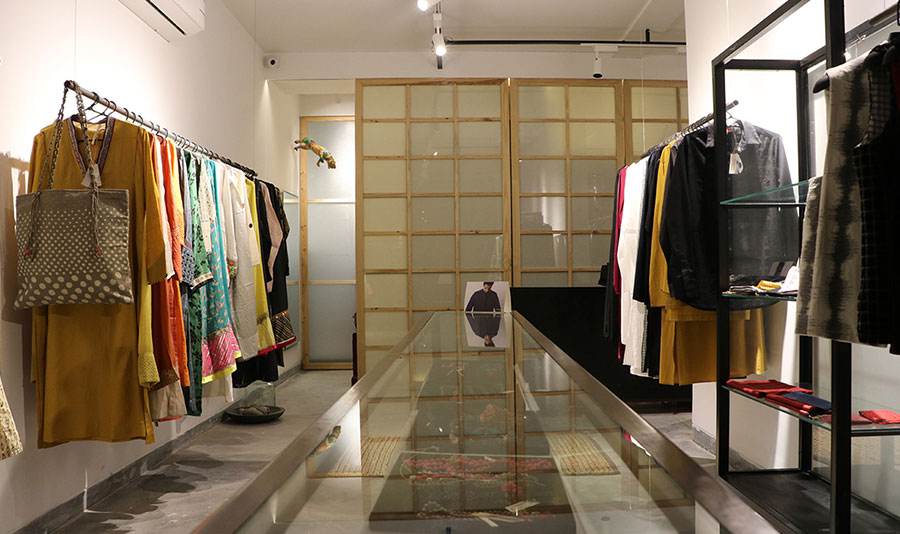 Shades Of India Expands In Meharchand Market Delhi