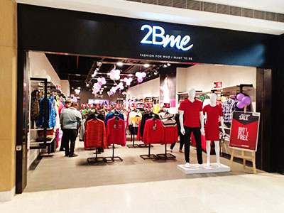 2bme Launches New Store In Kolkata S Acropolis Mall