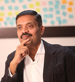 Sunil Nair, Chief Technology Officer (CTO), Spar India