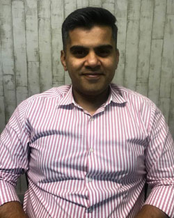 Harish Ramnani, Managing Partner & Director, Karachi Bakery