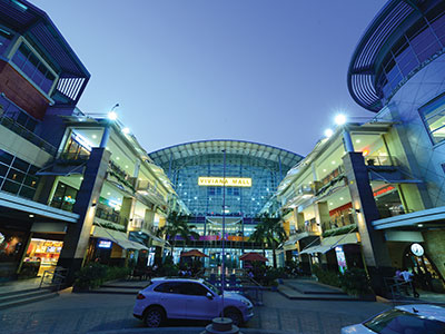 Malls have to keep up with customer trends\