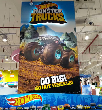 Hot Wheels Goes Big And Bold For Monster Trucks Launch